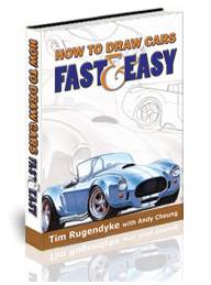 Draw Cars Doug Dubosque Free Guides How To Draw